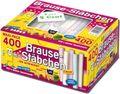Sadex Brausestäbchen Lang Brause Maxi Pack 400 Stück