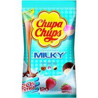 Chupa Chups Milch Lutscher Lolly im Nachfüllbeutel 120 Stück
