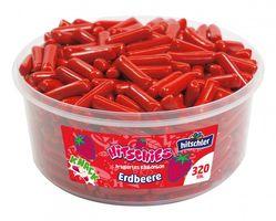 Hitschler Hitschies Erdbeere Kaubonbons 320 Stück