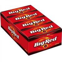 Wrigleys Gum Big Red Zimt Kaugummi 8 Packungen