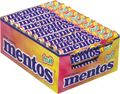 Mentos Fruit Frucht Kaubonbon Dragees 40 Rollen