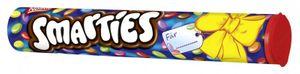 Nestle Smarties Schokolinsen Riesenrolle 130 g