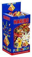 Haribo Pyramidos Mini-Beutel Fruchtgummi 75 Stück