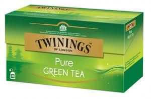 Twinings Pure Green Tea Tee (Grüner Tee) 25 Teebeutel