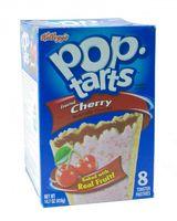 Kelloggs Pop-Tarts Frosted Cherry (Kirsche) 416 g