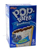 Kelloggs Pop-Tarts Frosted Blueberry (Blaubeere) 416 g