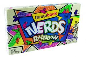 Wonka Rainbow Nerds Mini Dragees 141,7 g