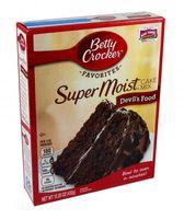 Betty Crocker Favorites Super Moist Cake Mix Devils Food 432 g