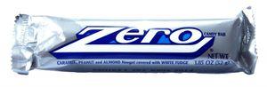 Hersheys Zero Bar Schokoriegel 52 g