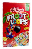 Kelloggs Froot Loops Cerealien USA Import 345 g