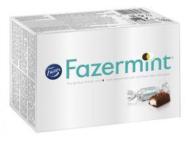 Fazer Fazermint Chocolate Creams (Schokoladenpralinen mit Pfefferminzfüllung) 150 g