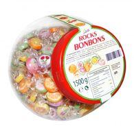 Rocks Bonbons Hartkaramellen mit verschiedenen Motiven (einzeln verpackt) 1500 g