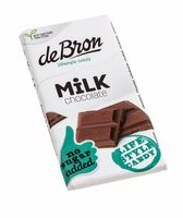 De Bron Stevia Vollmilch Schokolade 85 g