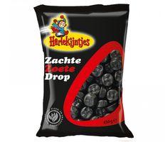 Harlekijntjes Zachte Zoete Drop (Weiches Süßes Lakritz) 450 g