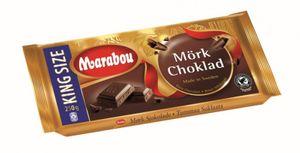 Marabou Mörk Choklad Zartbitter Schokolade 250 g