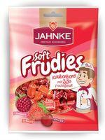 Jahnke Soft Frudies Himbeer/Erdbeer/Kirsche Kaubonbons 150 g