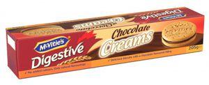 Mc Vitie´s Digestive Chocolate Creams Kekse 205 g