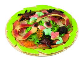 Look-O-Look Jungle Candy Pizza Fruchtgummi & Schaumzucker Mix 435 g
