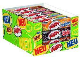 Fritt Limo & Cola Kaustreifen Kaubonbons 15 Stück