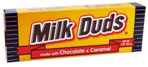 Hersheys Milk Duds (Schokoladenbonbons mit Karamell) 85 g