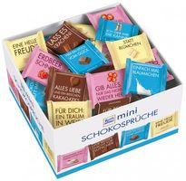 Ritter Sport Minis Schokosprüche Schokolade 84 Stück