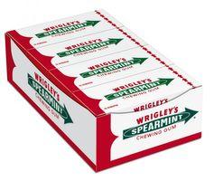 Wrigleys Spearmint Kaugummi 8 Packungen