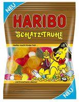 Haribo Schatztruhe Fruchtgummi & Schaumzucker Dragee 30 x 200g