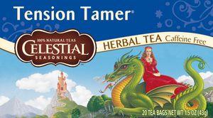 Celestial Seasonings Tension Tamer Infusion Kräutertee 20 Teebeutel