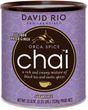 David Rio Orca Spice Chai Gewürzteemischung Zuckerfrei Grossverbraucher Dose 1520g