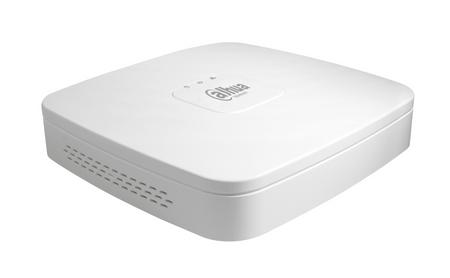 HDCVI Analog IP DVR 4 Kanäle 1080P Privatzonen P2P H.264 HDMI Smartphone Zugriff – Bild 1