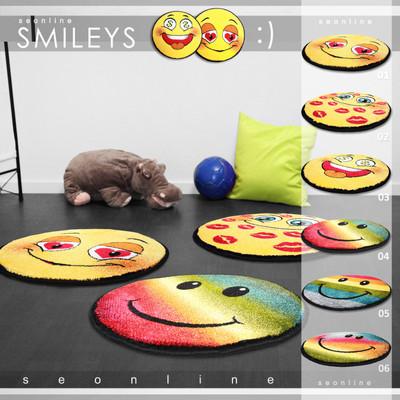 Kinderteppich *LOL 26* Alle Farben