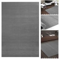 Teppich *UNI FLAT* Grau 001