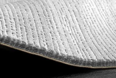 Acryl Teppich *Tarz 3121S* Grau – Bild 4