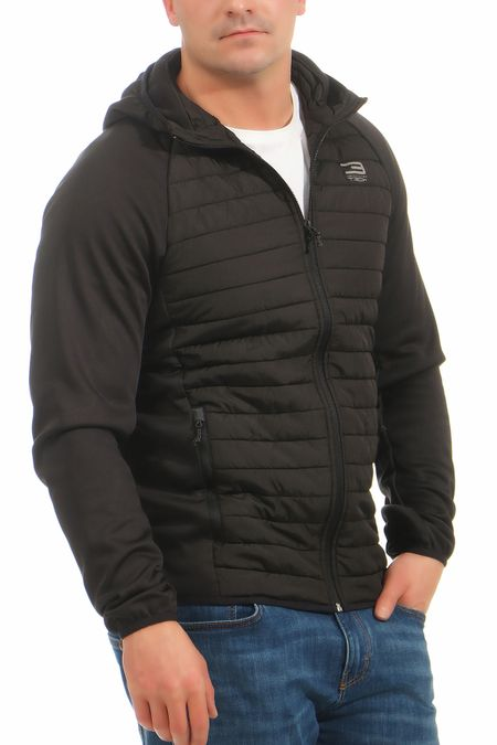 Jack & Jones Multi Quilted Jacket Herren Jacke – Bild 2