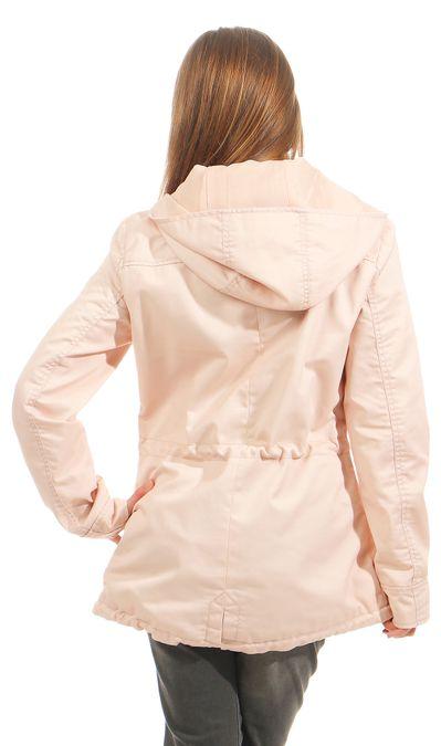 Only New Lorca Spring Parka Damen Übergangsjacke Jacke – Bild 3