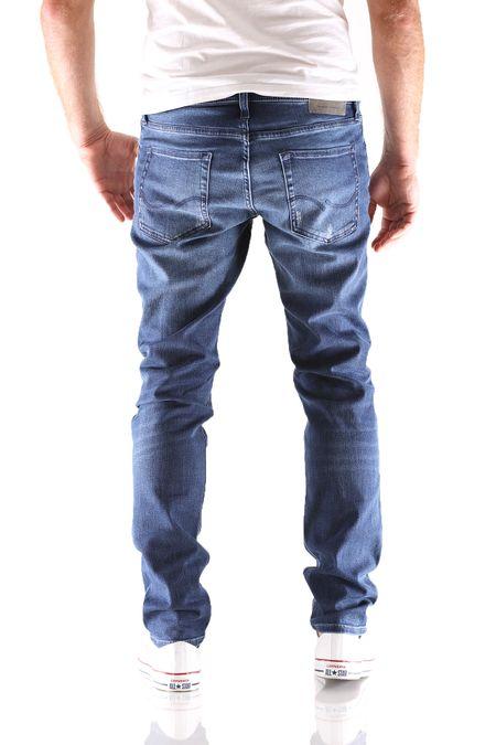 Jack & Jones Glenn Original GE 140 Slim Fit Herren Jeans Hose – Bild 3