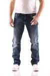 Big Seven Stanley Graduate Blue Regular Herren Jeans 001