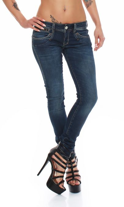 Herrlicher Piper Slim D9668 014 Damen Jeans – Bild 1