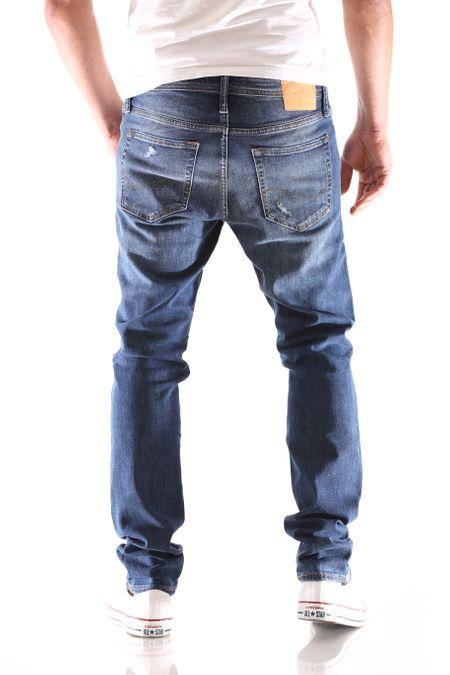 Jack & Jones Glenn Original AM819 Slim Fit Herren Jeans – Bild 3