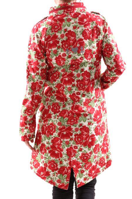 Blutsgeschwister Swallowtail Promenade Coat Damen Jacke Softshell Mantel – Bild 3