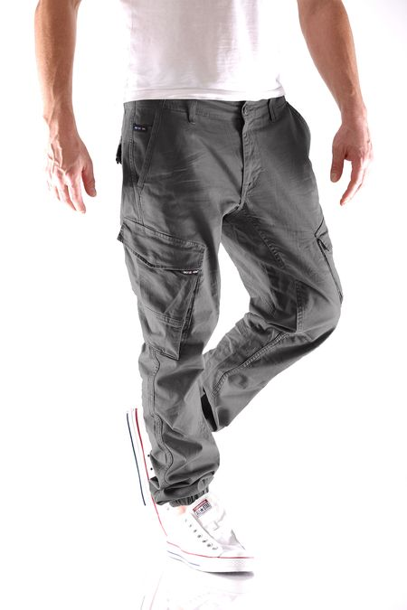 Big Seven Ben Straight Tapered Herren Cargo Hose – Bild 2