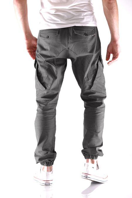 Big Seven Ben Straight Tapered Herren Cargo Hose – Bild 3