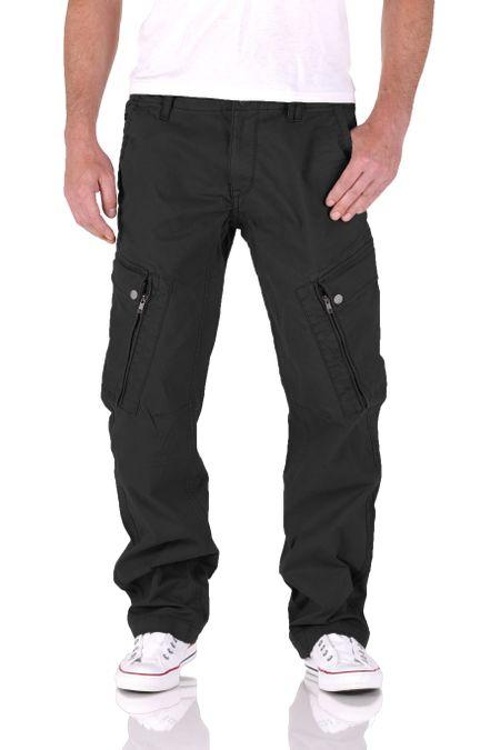 Big Seven Dasher Cargo Hose Comfort Fit Herren Jeans – Bild 1