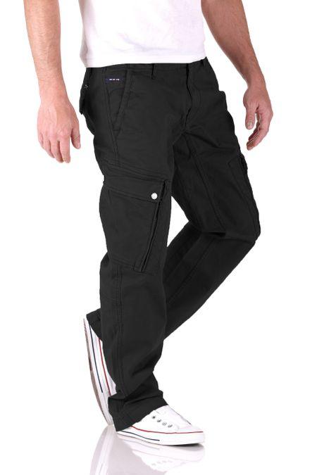 Big Seven Dasher Cargo Hose Comfort Fit Herren Jeans – Bild 2