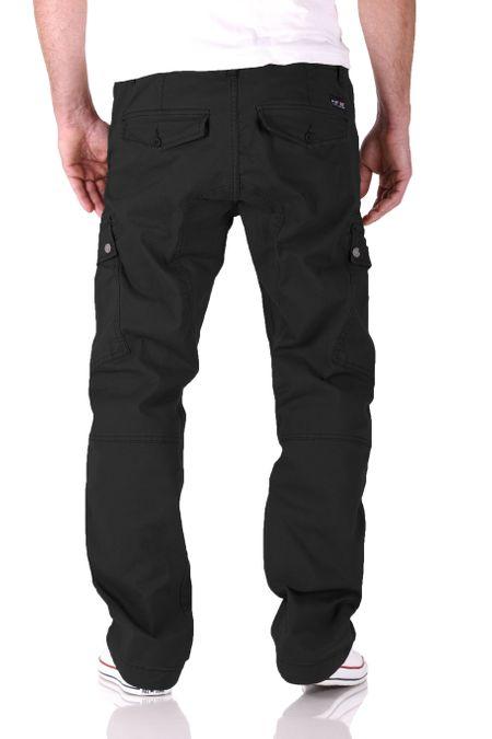 Big Seven Dasher Cargo Hose Comfort Fit Herren Jeans – Bild 3