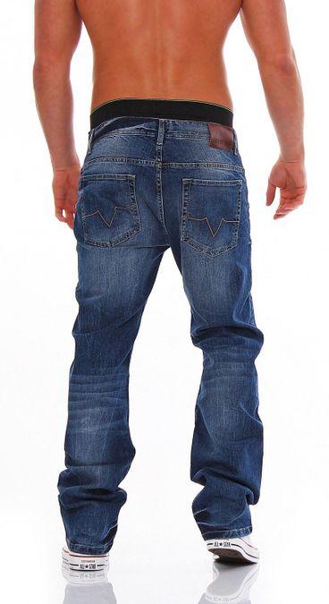 Big Seven Brian Cargo Herren Jeans - verschiedene Waschungen – Bild 18