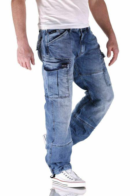 Big Seven Brian Cargo Herren Jeans - verschiedene Waschungen – Bild 14