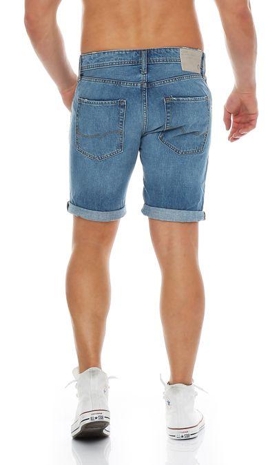 JACK & JONES - RICK ORIGINAL SHORTS - Bermuda - Herren Jeans Hose – Bild 3