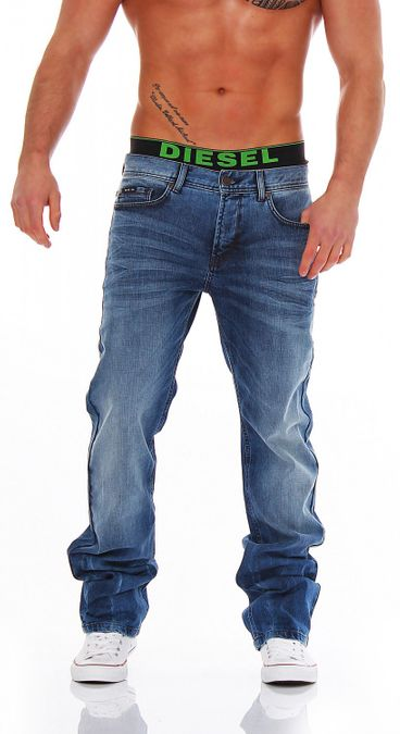 Big Seven Ryan Ohio Wash Regular Fit Herren Jeans – Bild 1