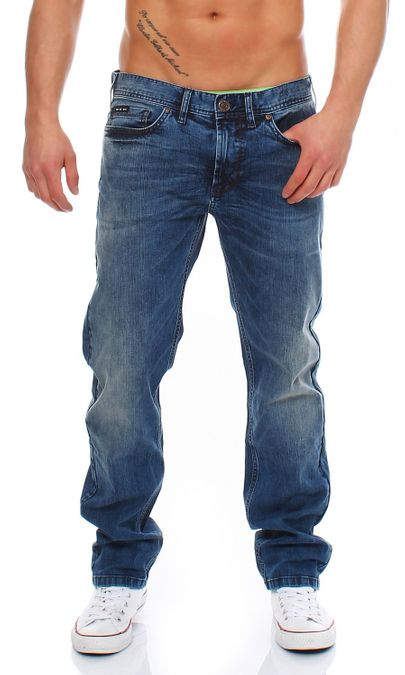 Big Seven Ryan Daytona Regular Fit Herren Jeans – Bild 1